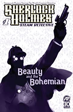 Sherlock Holmes: Steam Detective - Beauty and the Bohemian #1