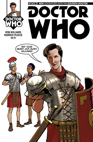Doctor Who: The Eleventh Doctor No.13