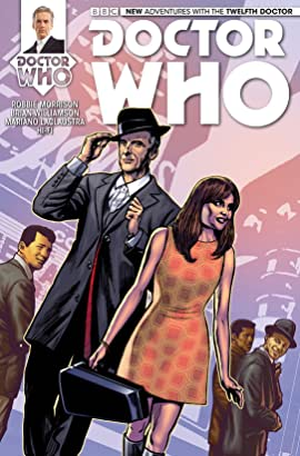 Doctor Who: The Twelfth Doctor #9