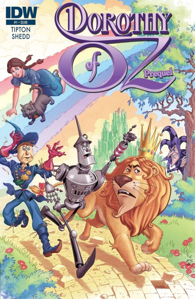 Dorothy of Oz Prequel #1 (of 4)