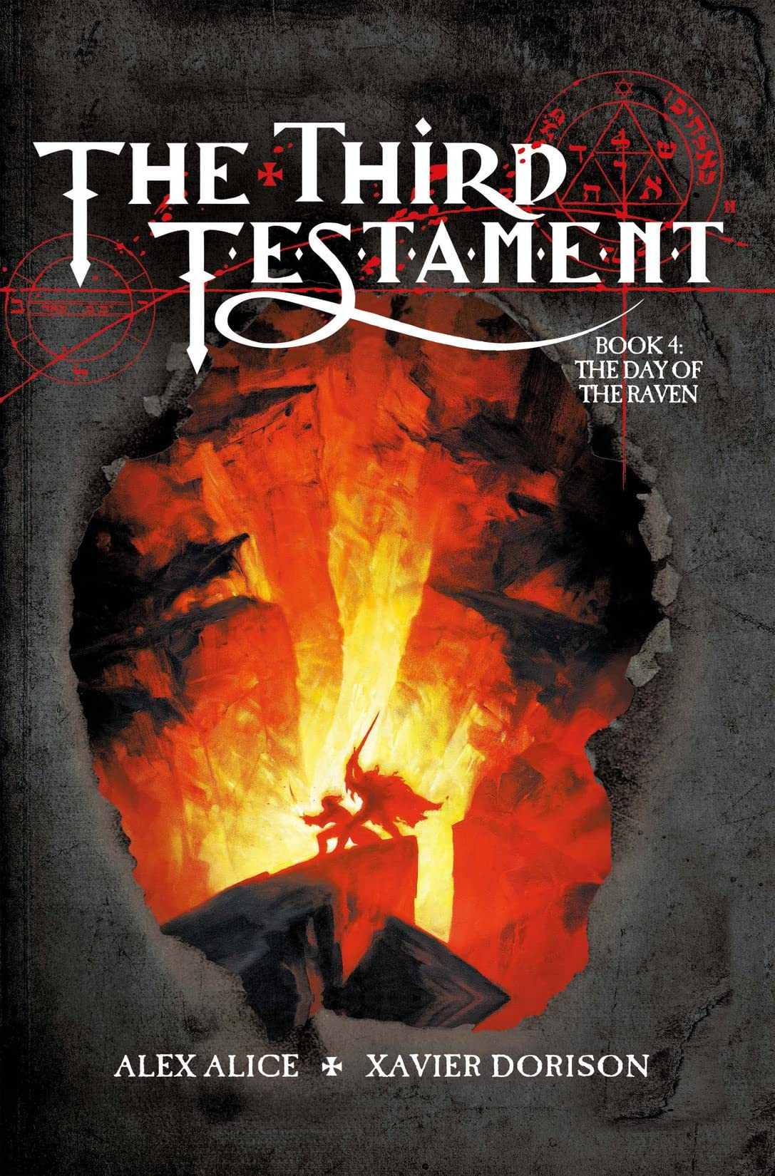 The Third Testament Vol. 4: The Day Of The Raven