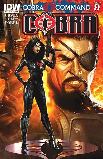 G.I. Joe: Cobra (2011-2013) #11