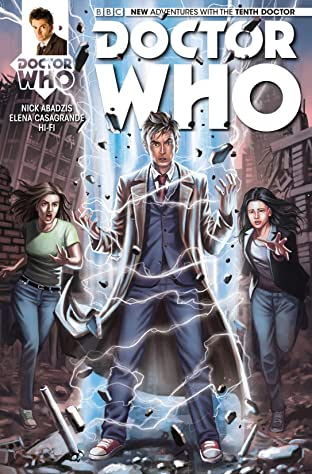 Doctor Who: The Tenth Doctor No.13