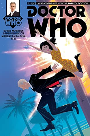 Doctor Who: The Twelfth Doctor No.10