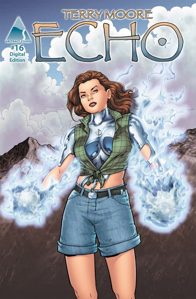 Terry Moore's Echo #16