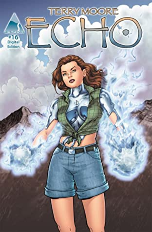 Terry Moore's Echo #16