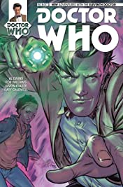 Doctor Who: The Eleventh Doctor #14