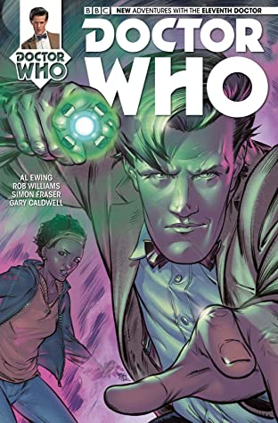 Doctor Who: The Eleventh Doctor No.14
