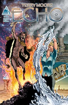 Terry Moore's Echo #17