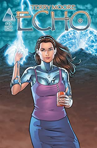 Terry Moore's Echo #19