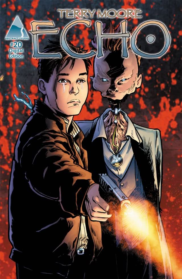 Terry Moore's Echo #20