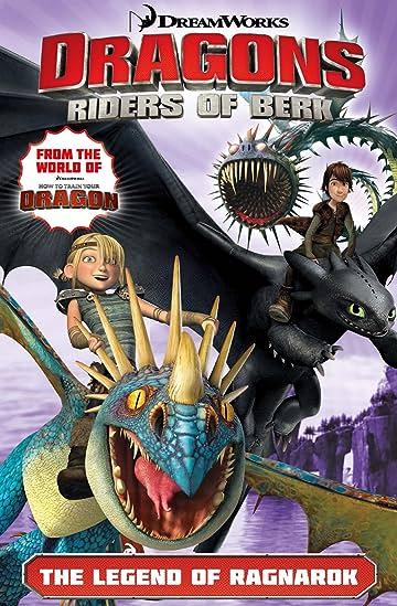 Dragons: Riders of Berk Vol. 5: The Legend of Ragnarok