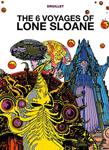 The 6 Voyages of Lone Sloane