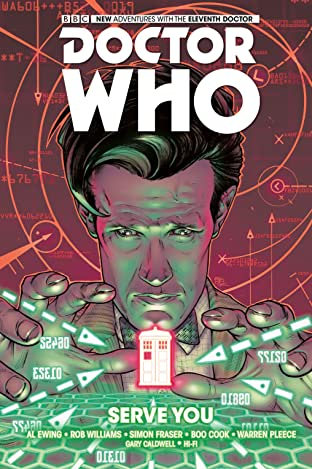 Doctor Who: The Eleventh Doctor Vol. 2