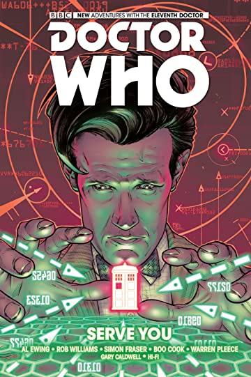 Doctor Who: The Eleventh Doctor Tome 2