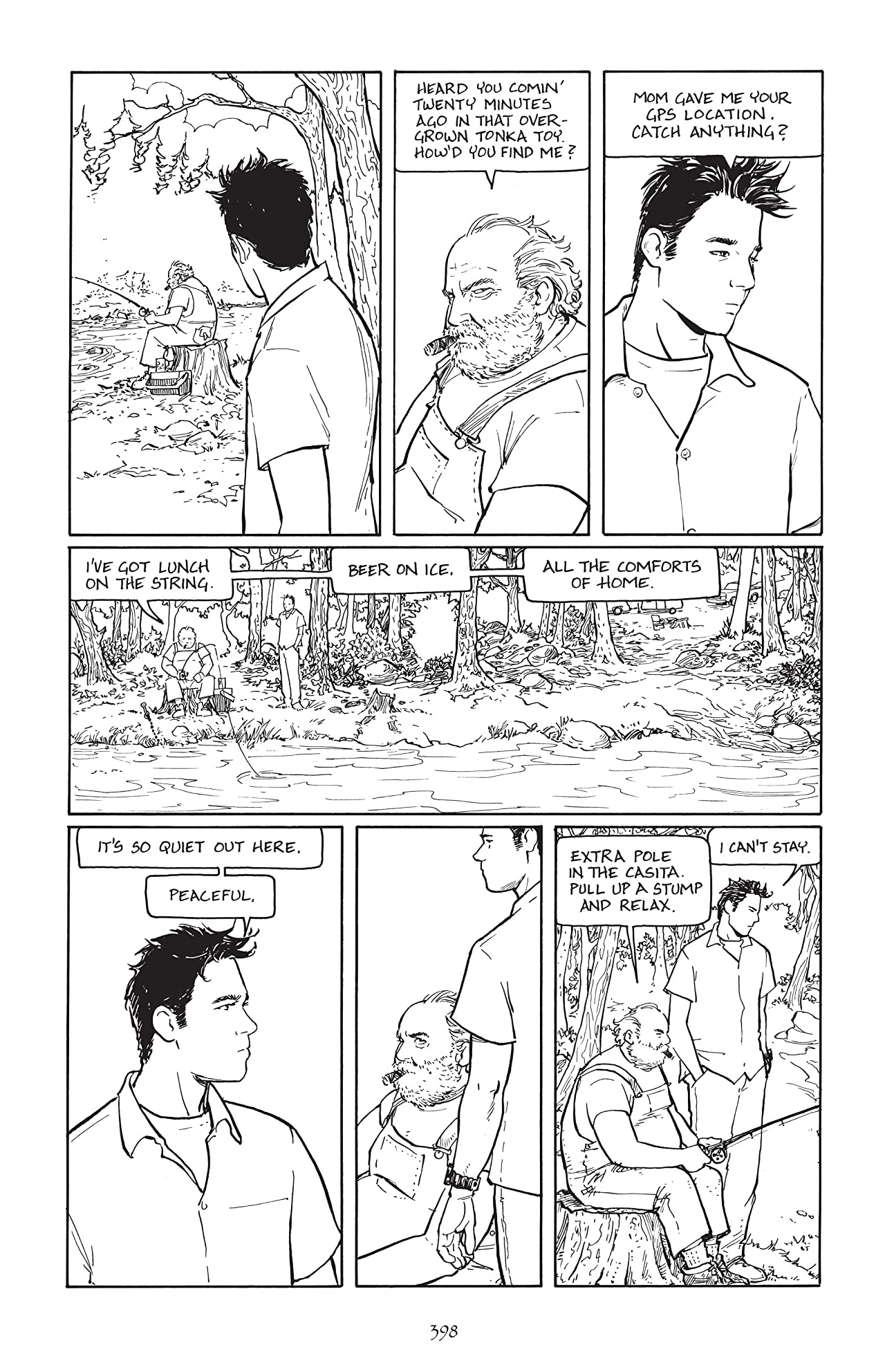 Terry Moore's Echo #21