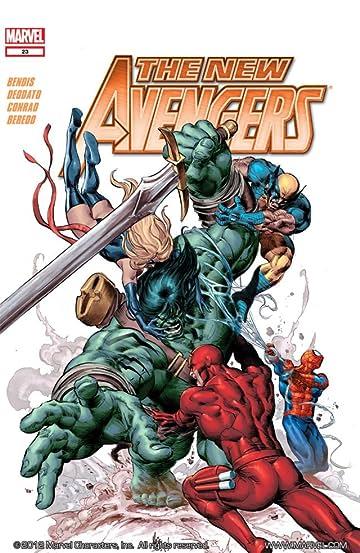 New Avengers (2010-2012) #23