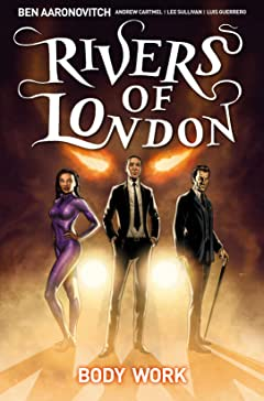 Rivers of London: Body Work #1: Digital Exclusive Edition