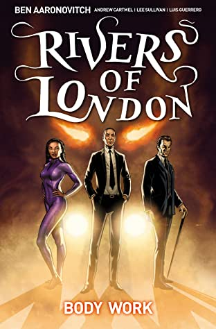 Rivers of London: Body Work No.1: Digital Exclusive Edition