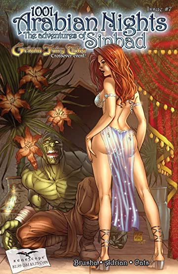 1001 Arabian Nights: The Adventures of Sinbad No.7