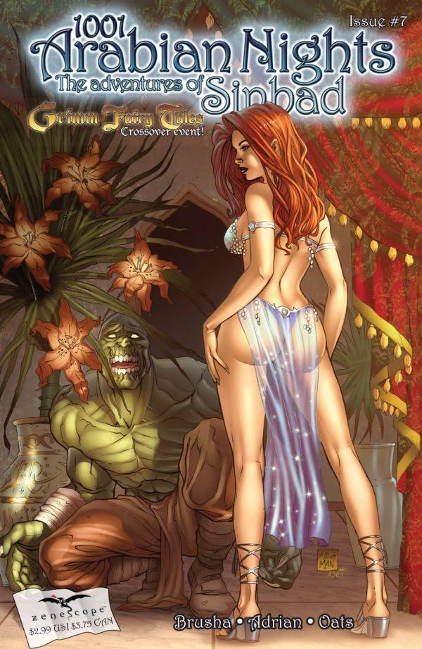 1001 Arabian Nights: The Adventures of Sinbad #7