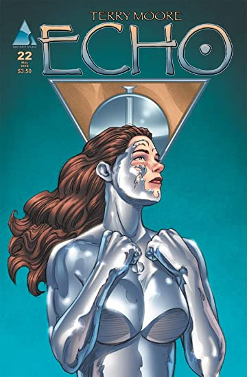 Terry Moore's Echo #22