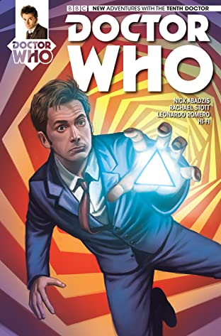 Doctor Who: The Tenth Doctor No.14