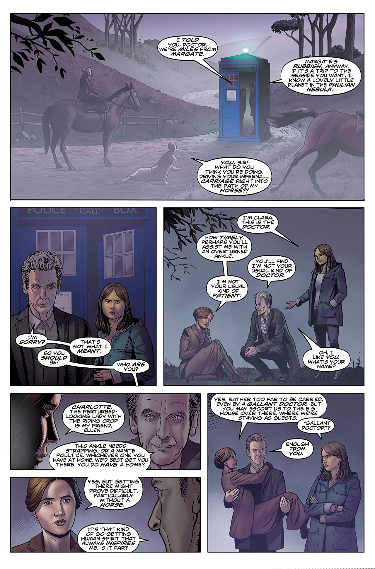 Doctor Who: The Twelfth Doctor #11