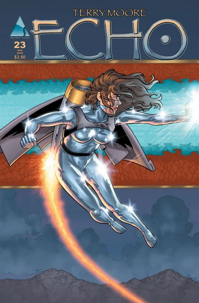 Terry Moore's Echo #23