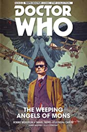 Doctor Who: The Tenth Doctor Vol. 2