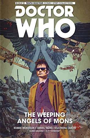 Doctor Who: The Tenth Doctor Tome 2