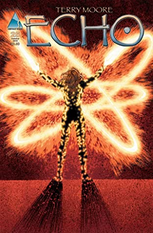 Terry Moore's Echo #25