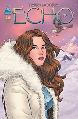 Terry Moore's Echo #26