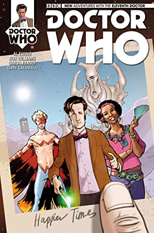 Doctor Who: The Eleventh Doctor No.15