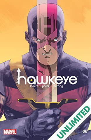 All-New Hawkeye (2015) #3