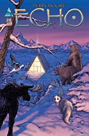Terry Moore's Echo #28