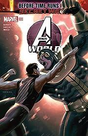 Avengers World (2014-2015) #21