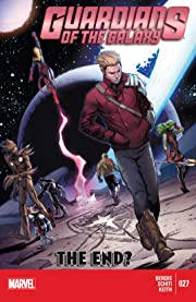 Guardians of the Galaxy (2013-2015) #27