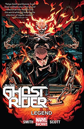 All-New Ghost Rider Vol. 2: Legend