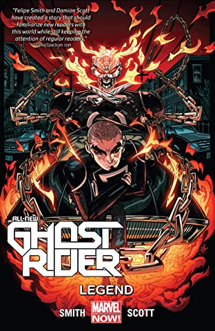 All-New Ghost Rider Tome 2: Legend