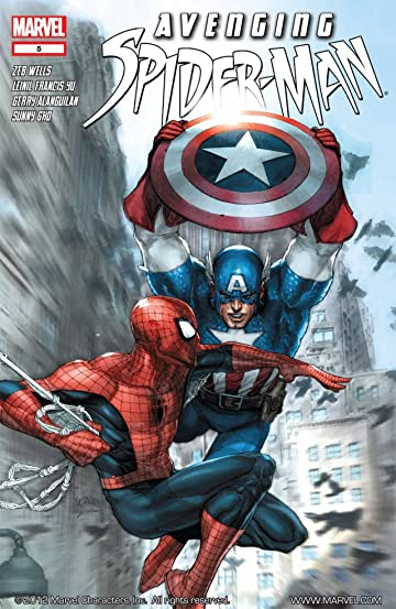 Avenging Spider-Man (2011-2013) #5