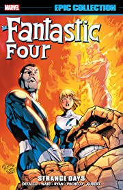 Fantastic Four Epic Collection: Strange Days