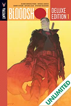 Bloodshot Deluxe Edition Vol. 1