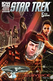 Star Trek (2011-2016) #45: Five-Year Mission