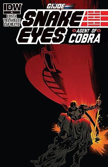 G.I. Joe: Snake Eyes, Agent of Cobra #5 (of 5)