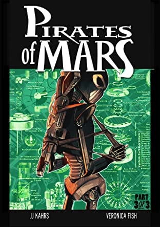 Pirates of Mars #3