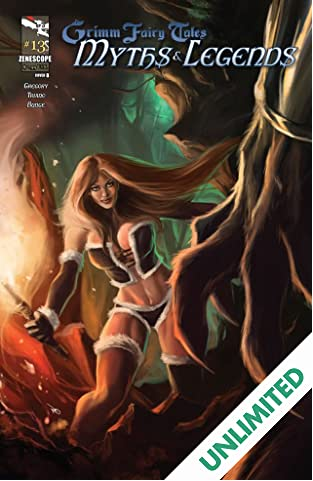Myths & Legends #13