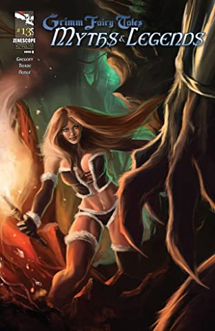 Grimm Fairy Tales: Myths & Legends #13