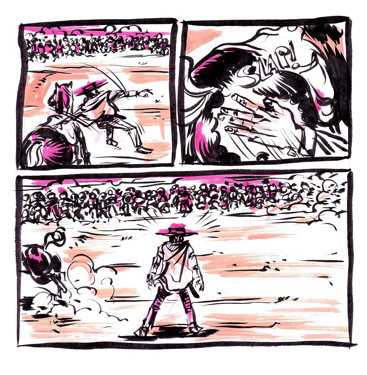 El Cabron Pistolero #00