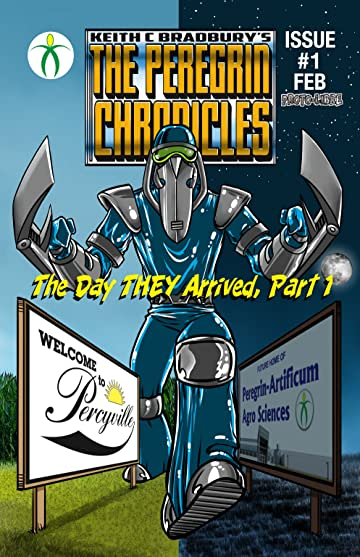 Keith C Bradbury's The Peregrin Chronicles #1